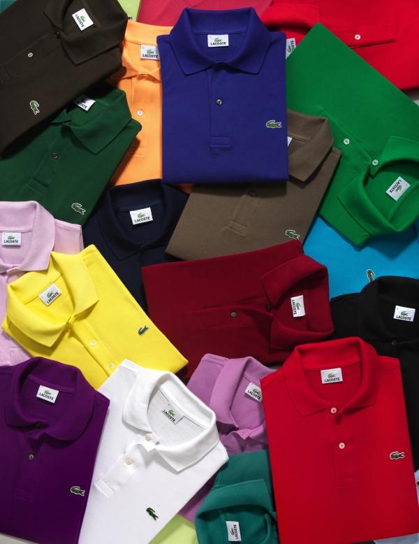 Lacoste Tişörtler